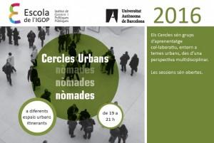 Cercles 2016