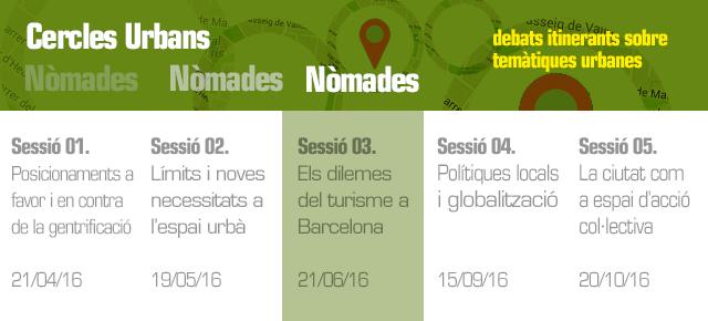 Cercles Urbans 2016
