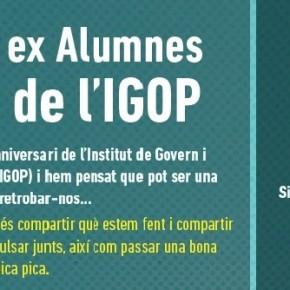 Trobada Ex-alumnes Escola IGOP
